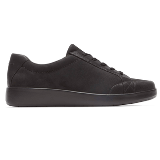 Delaire Sneaker in Black